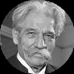Albert Schweitzer headshot